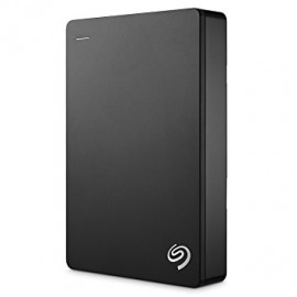 Seagate® Backup Plus Portable Drive 4TB BLACK