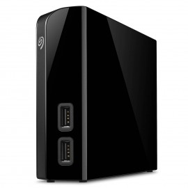 Seagate® Backup Plus Hub Desktop (with Hub) 8GB BLACK