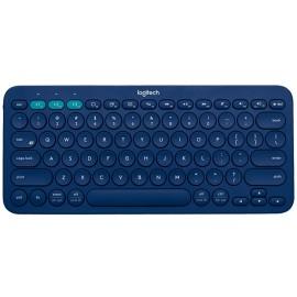 K380 Multi-Device Bluetooth Keyboard - Blue