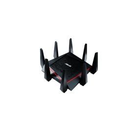 AC5300 Tri-Band AC Gigabit Router, 8 X Antenna, 500sq M coverage (5400 sq ft), 4K streaming